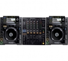 CD/Mixer-paket