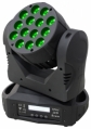 BeamZ MHL-1410 LED moving head med trådlös DMX