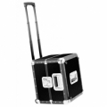 Trolley case CD DVD