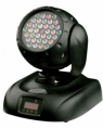 Moving head 36x1W LED 12-kanals DMX